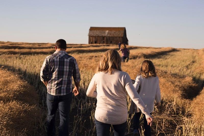 hur påverkas familjen av mitt företag